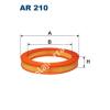Filtron AR210 Filtron levegőszűrő