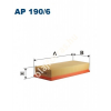 Filtron AP190/6 Filtron levegőszűrő
