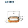 Filtron AE344/2 Filtron levegőszűrő