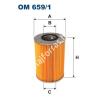 Filtron OM659/1 Filron olajszűrő