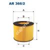 Filtron AR366/2 Filtron levegőszűrő