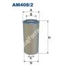 Filtron AM408/2 Filtron levegőszűrő