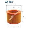 Filtron AR308 Filtron levegőszűrő
