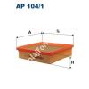 Filtron AP104/1 Filtron levegőszűrő