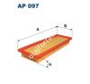 Filtron AP097 Filtron levegőszűrő levegőszűrő