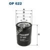 Filtron OP622 Filron olajszűrő