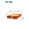 Filtron AP066 Filtron levegőszűrő