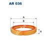 Filtron AR036 Filtron levegőszűrő