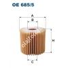 Filtron OE685/5 Filron olajszűrő