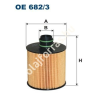 Filtron OE682/3 Filron olajszűrő