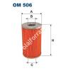 Filtron OM506 Filron olajszűrő