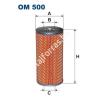 Filtron OM500 Filron olajszűrő