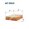 Filtron AP090/6 Filtron levegőszűrő