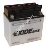 EXIDE EB16CL-B 19Ah jobb+ 12V (folyadékos)