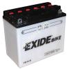 EXIDE EB16-B 19Ah bal+ 12V (folyadékos)