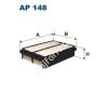 Filtron AP148 Filtron levegőszűrő