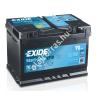EXIDE Start-Stop EL700 70Ah jobb+