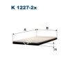 Filtron K1227-2x Filtron pollenszűrő
