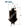 Filtron PP924 Filtron üzemanyagszűrő