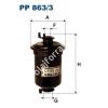 Filtron PP863/3 Filtron üzemanyagszűrő