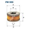 Filtron PM999 Filtron üzemanyagszűrő