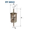 Filtron PP905/2 Filtron üzemanyagszűrő
