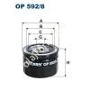 Filtron OP592/8 Filron olajszűrő