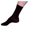 Ezüst zokni fekete