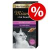 Miamor Cat Confect gazdaságos csomag 24 x 15 g - Multibox: malátakrém & maláta-sajt
