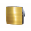 Vents Hungary Vents 125 LDA Zárt előlappal szerelt dekor ventilátor (arany)