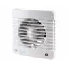 Vents Hungary Vents 100 Silenta-MTH Alacsony Zajszintű és Energiafogyasztású Ventilátor Páraérzékelővel és Időkapcsolóval