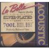 La Bella 700L húrgarnitúra akusztikus gitárhoz