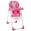 Lorelli Oliver multifunkciós etetőszék, Pink Kitten