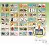 Akros Asszociációs kártyák kreatív és készségfejlesztő