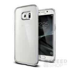 Spigen SGP Neo Hybrid Crystal Samsung Galaxy S7 Edge Satin Silver hátlap tok tok és táska