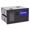 AlphaCool Eisfach - Single Laing DDC - Dual 5,25 Bay Station + 1x Alphacool Laing DDC310 - Silver