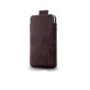 Redpoint iPhone 4/4S méretű bőr tok,Barna