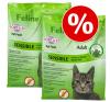 Porta 21 gazdaságos csomag 2 x 10 kg ill. 2 x 2 kg - Feline Finest Adult Cat (2 x 10 kg) macskaeledel