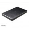 Akasa Noir 2SX 2,5külsõ alumínium ház USB 3.1 - fekete