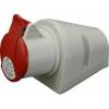 Sez Ipari aljzat 3P 32A Falon kívüli IP44  - Sez