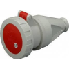 Sez Ipari aljzat 5P 32A Lengő IP67  - Sez