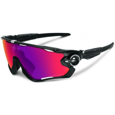Oakley napszemüveg Jawbreaker Black Ink/ OO Red Iridium Polarized