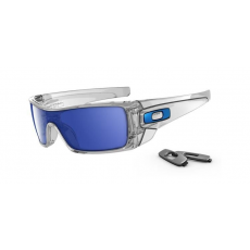 Oakley napszemüveg Batwolf Polished Clear W/ Ice Iridium