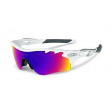 Oakley napszemüveg Radarlock Polished White Prizm Road & Pers Vented Path