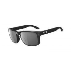 Oakley napszemüveg Holbrook Polished Black/ Grey Polarized