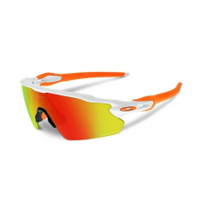 Oakley napszemüveg Radar EV Pitch Polished White/ Fire Iridium Polarized