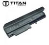 Titan Basic IBM T40 6600mAh notebook akkumulátor - utángyártott ibm notebook akkumulátor