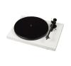 Pro-Ject Debut Carbon DC lemezjátszó /Ortofon 2M-Red/ fehér lemezjátszó