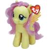 Ty. Plüss figura My little pony Lic 18 cm - Fluttershy