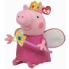 Ty. Plüss figura Beanie Babies Peppa Pig Lic 28 cm - Princess
